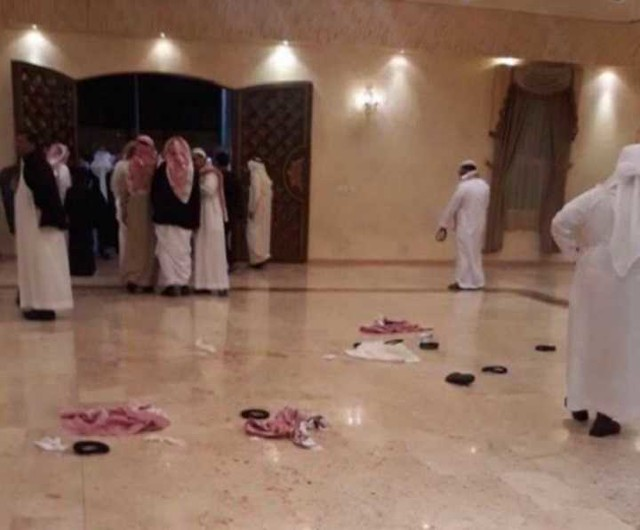 4831 Saudi Groom stabbed during the wedding ceremony 03