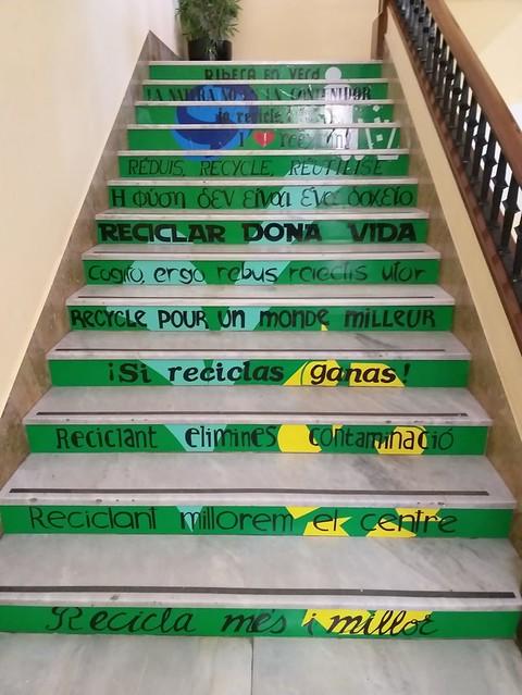Escala Ribera en Verd