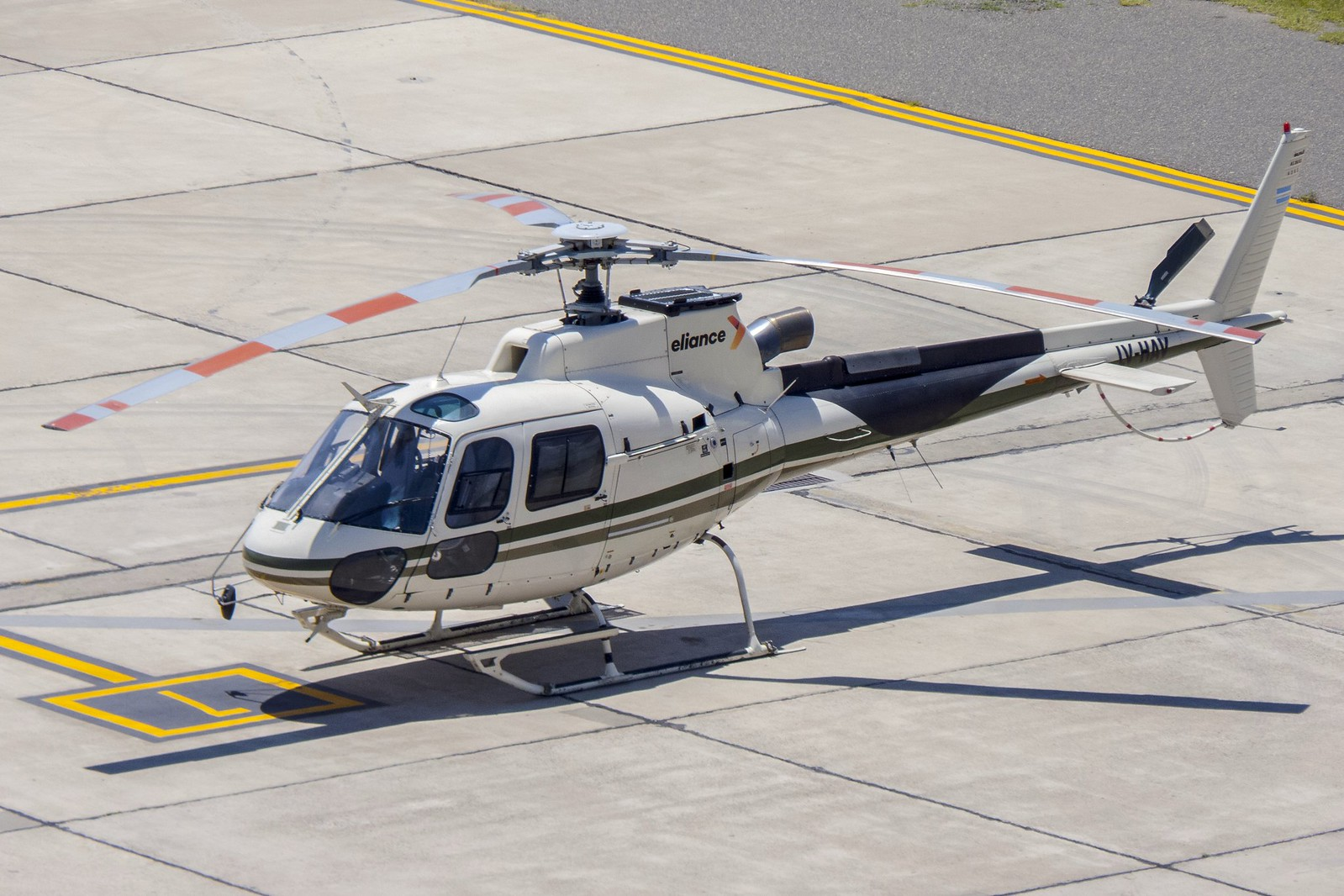 LV-HAV - Eurocopter AS350B3, Panasonic DMC-FZ35