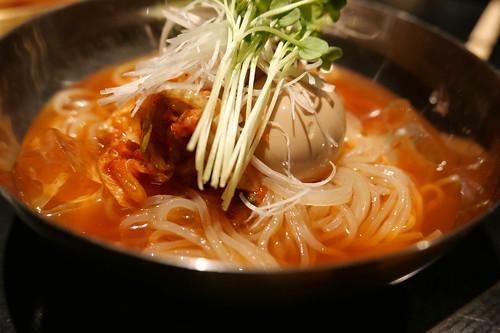 地鶏冷麺 01