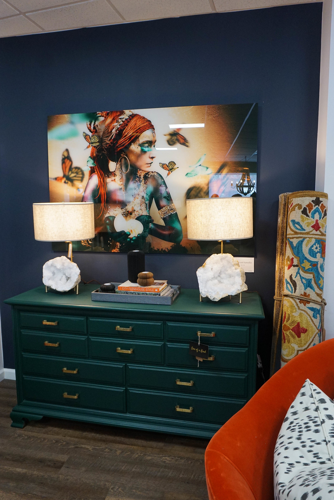 Fofie and Mia's Westchester New York Home Furnishings Decor