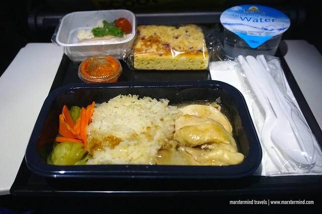 Scoot Cafe - Singapore Signature Chicken Rice