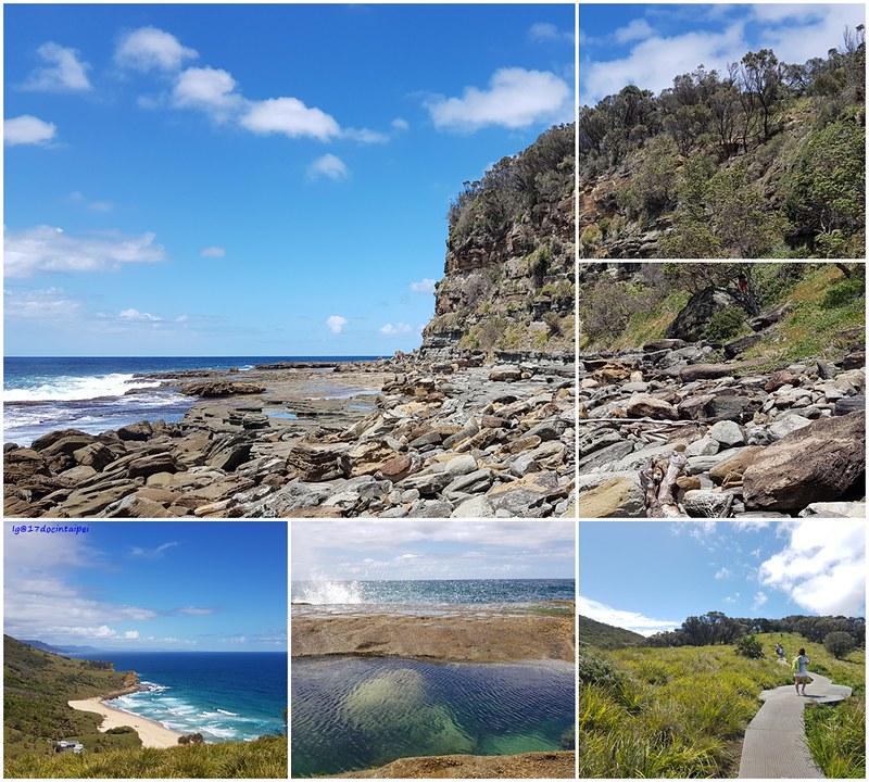 travel-sydney-雪梨一日遊-Figure 8 Pools-八字湖 (1)