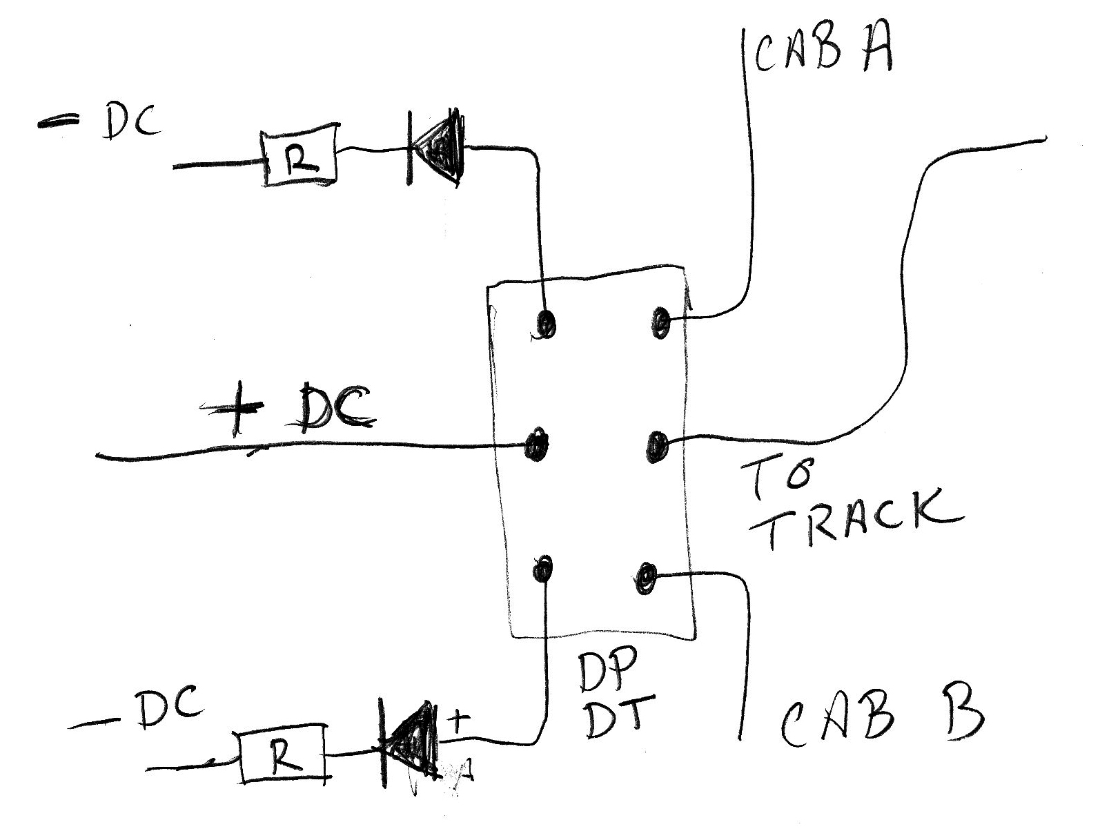 question about led spst switch u2019s - model railroader magazine