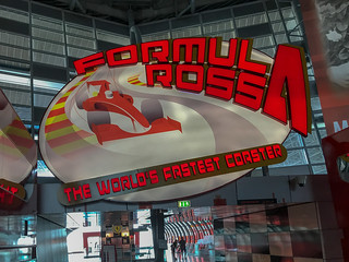 Photo 1 of 9 in the Formula Rossa gallery
