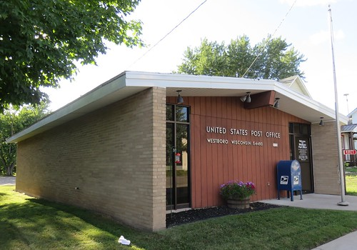 Post Office 54490 (Westboro, Wisconsin)