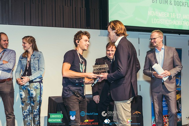 2018 Logistics Hackathon: gala