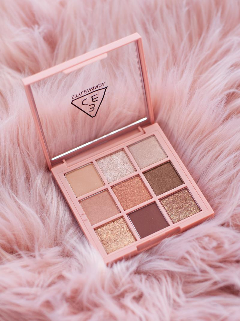 stylelab kbeauty 3CE Overtake eyeshadow palette pink-19
