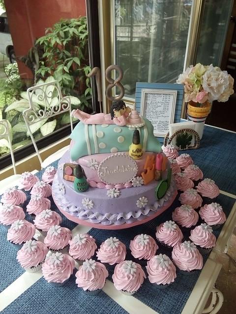 Cake by Maria Cecilia Esguerra