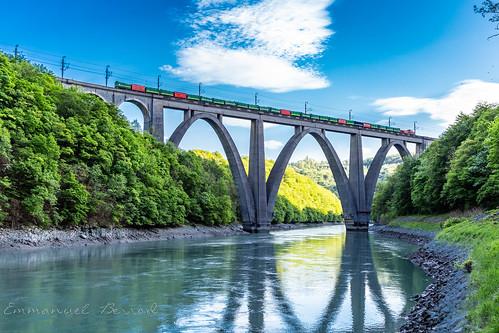 Balade au bord du Rhône