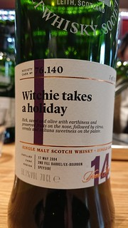 SMWS 76.140 - Witchie takes a holiday