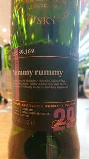 SMWS 39.169 - Yummy rummy