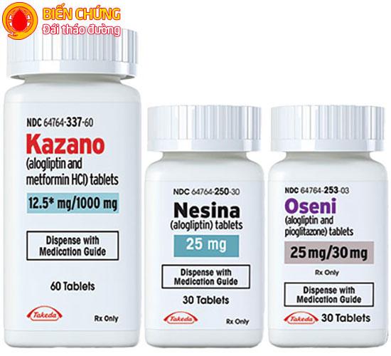 Alogliptin – Thuốc mới trong điều trị đái tháo đường