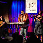 Mon, 15/10/2018 - 8:08am - The War and Treaty Live at The Loft at City Winery, 10.15.18 Photographer: Gus Philippas