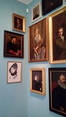 Portretten van o.m. Koningin Juliana, Mata Hari