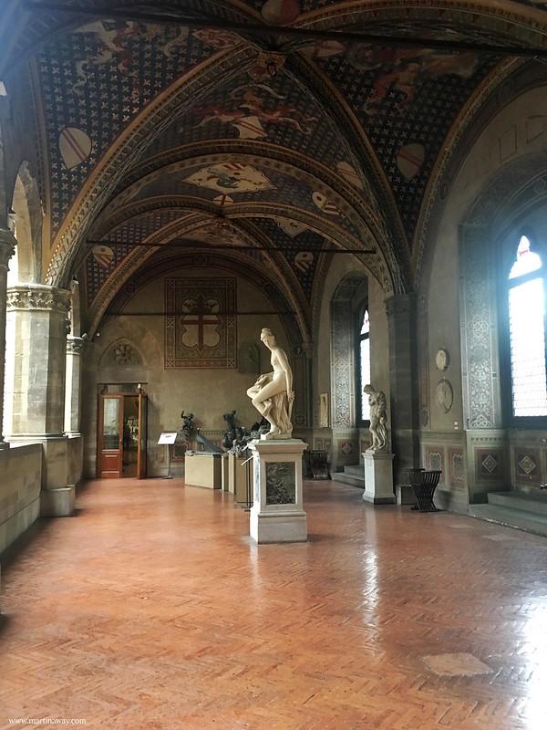 Il Verone, Museo del Bargello