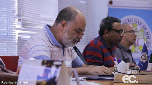 Reunião da Confederação Metodista de Homens | 27/01/2019
