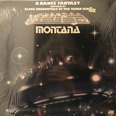 MONTANA:A DANCE FANTASY INSPIRED BY CLOSE ENCOUNTERS OF THE THIRD KIND(JACKET A)