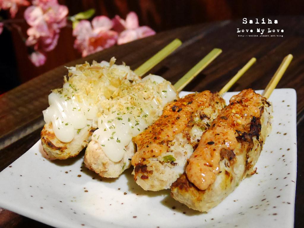 新北永和永安市場站附近好吃餐廳美食串燒居酒屋推薦燒鳥串道 (15)
