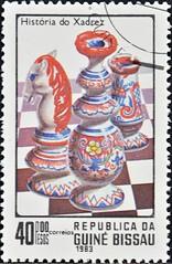 Guinea Bissau (13) 1983 Chess