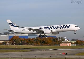 F-WZGB Airbus A350 Finnair
