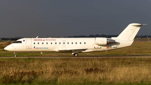 Bombardier CRJ-200ER EC-HPR Air Nostrum
