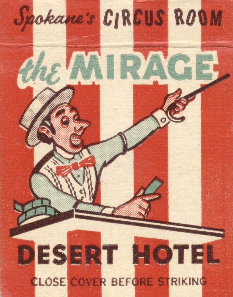 Desert Hotel - Spokane, Washington