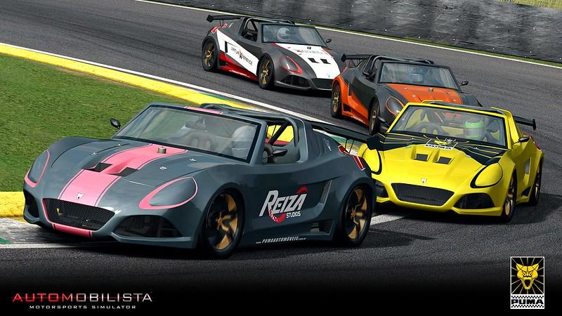Automobilista - More Puma Pack Previews