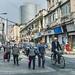 Street Life in Shanghai, China