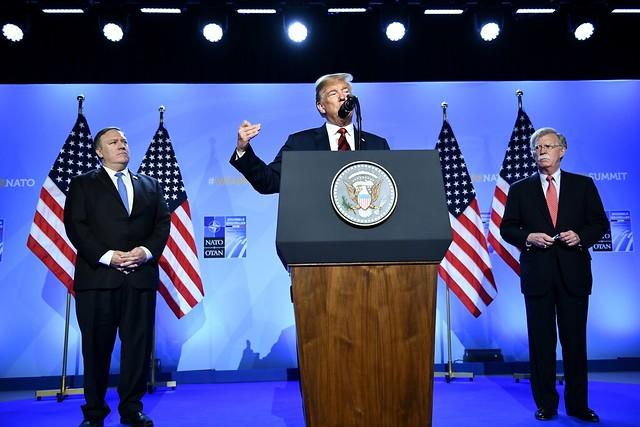 EUA ajudaram a levar Venezuela ao caos, e Trump assegurará que continue assim