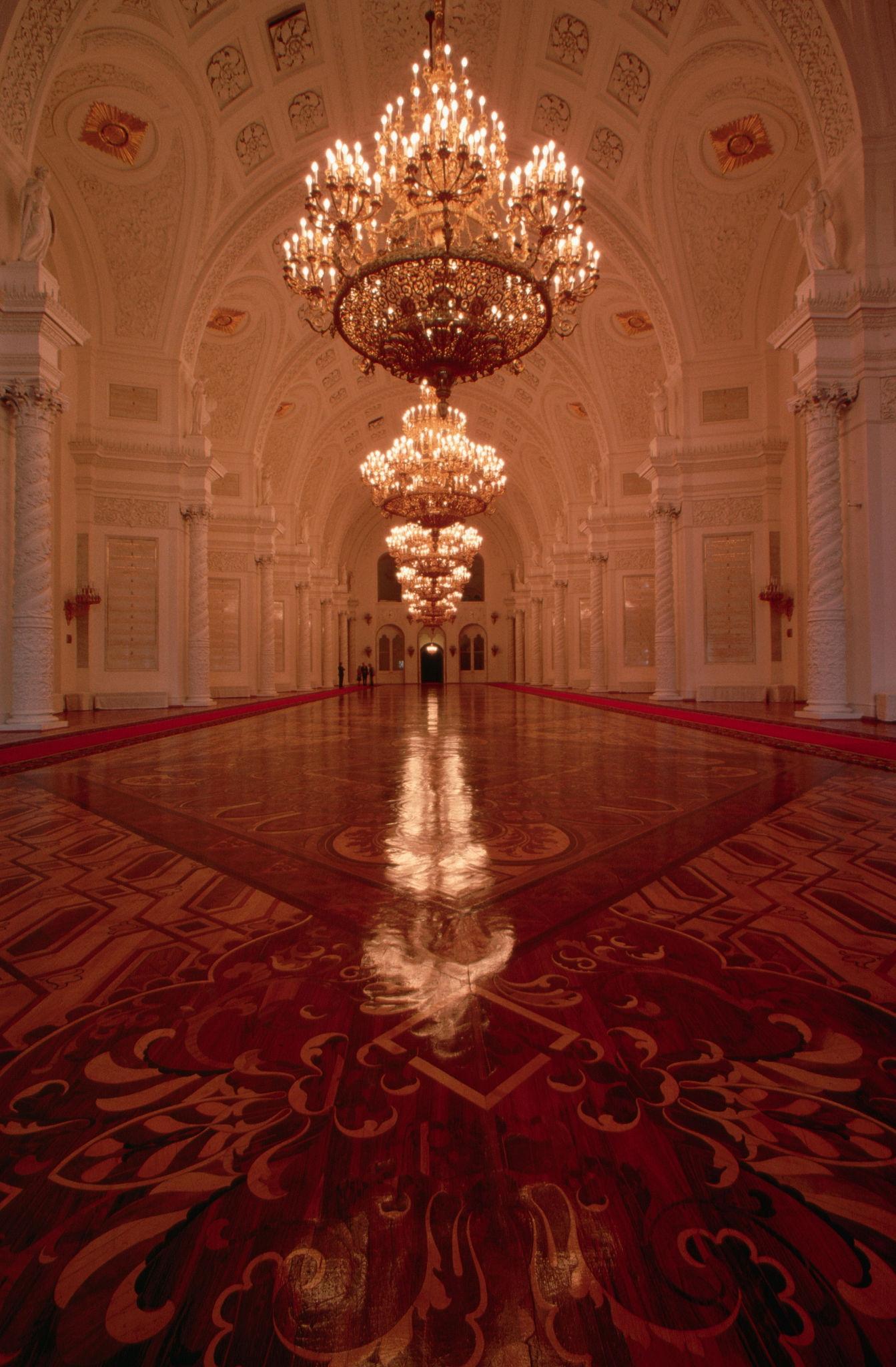 1964. В Кремлевском дворце  (3)
