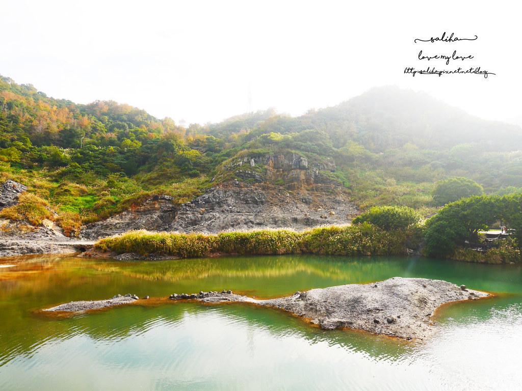 台北陽明山北投行義路ig打卡拍照必玩必拍一日遊景點推薦硫磺谷 (3)