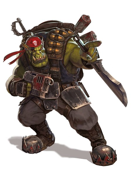 [KLANS ORKS 2019] Klan Blood Axes  39941140263_4420589152_z