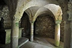 Abadia de Saint-Rambert de Bugey - Photo of Douvres