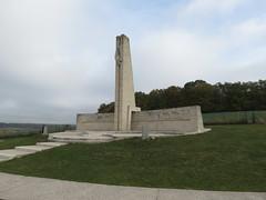 The Voie Sacree Monument.
