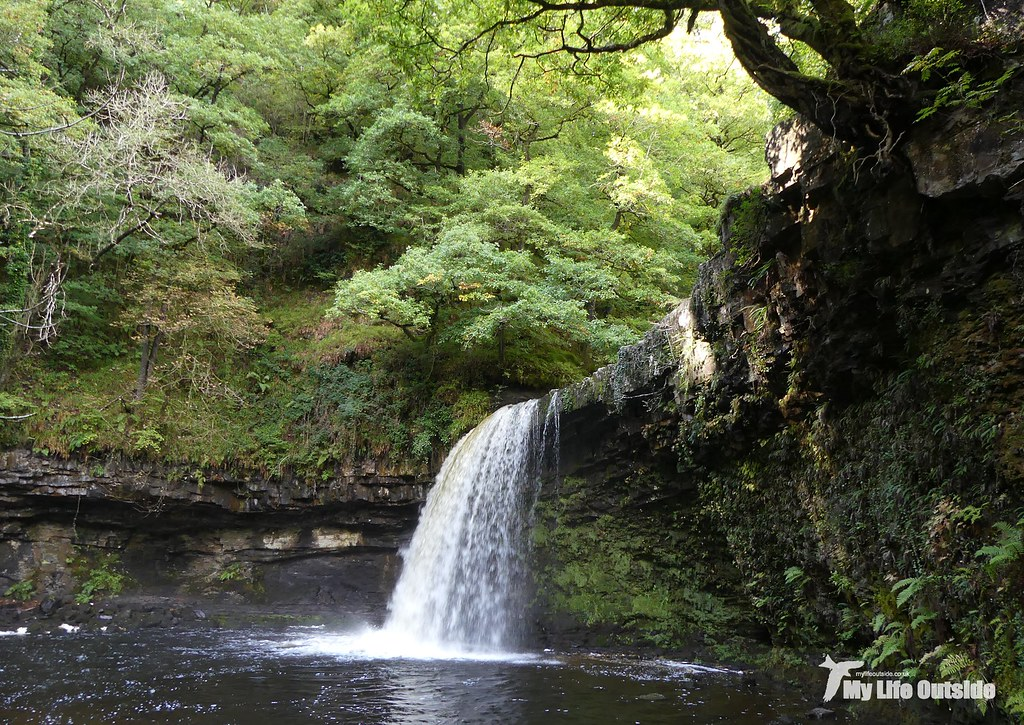 P1180590 - Pontneddfechan Waterfalls