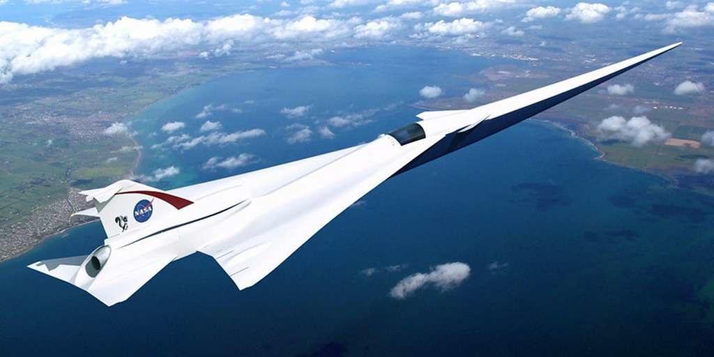 Lockheed Martin annonce le début de la fabrication du X-59