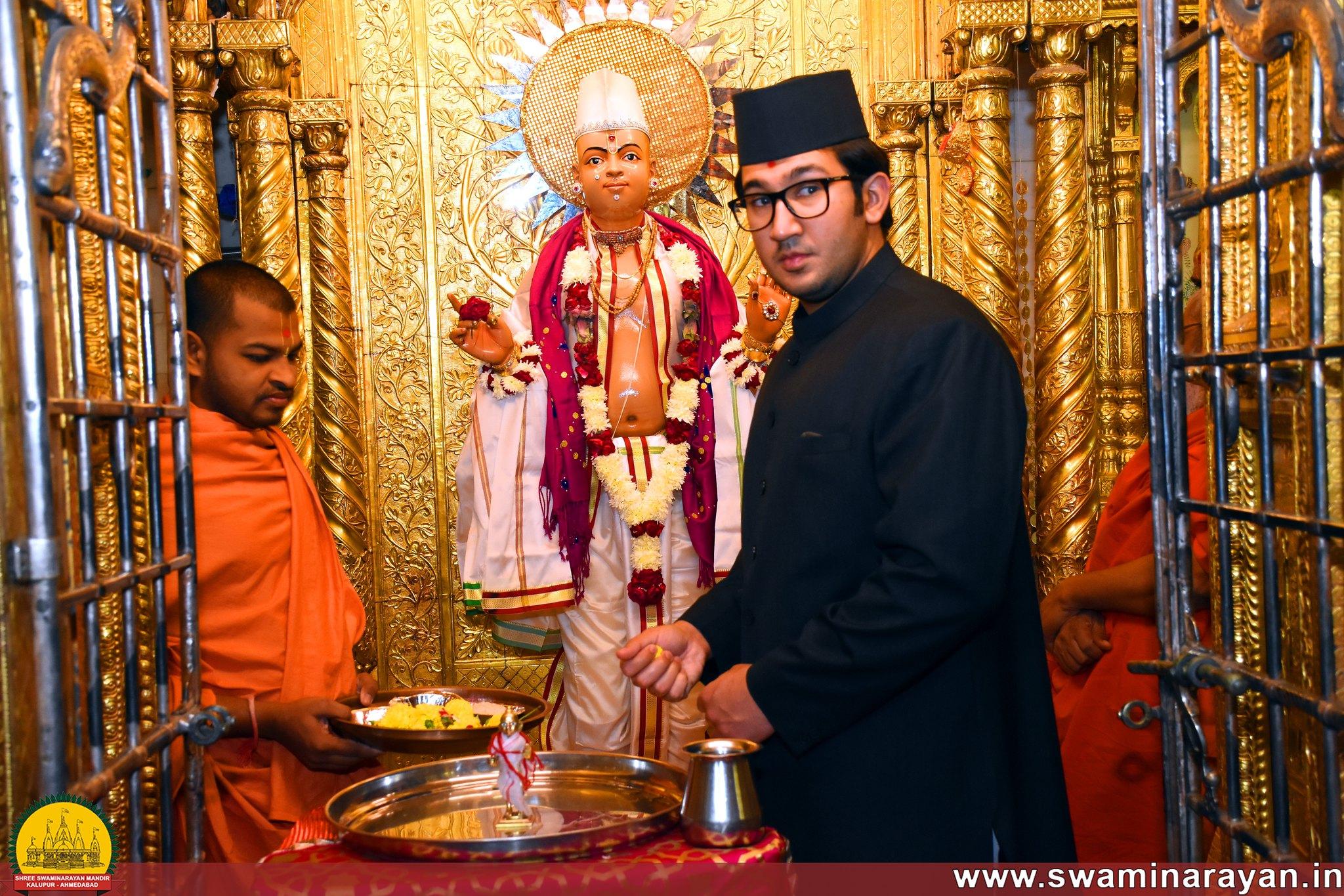 Ranghmohal Ghanshyam Maharaj Patotsav