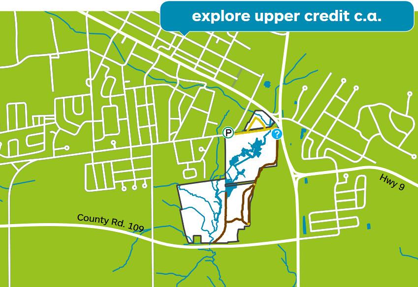 Upper Credit Conservation Area