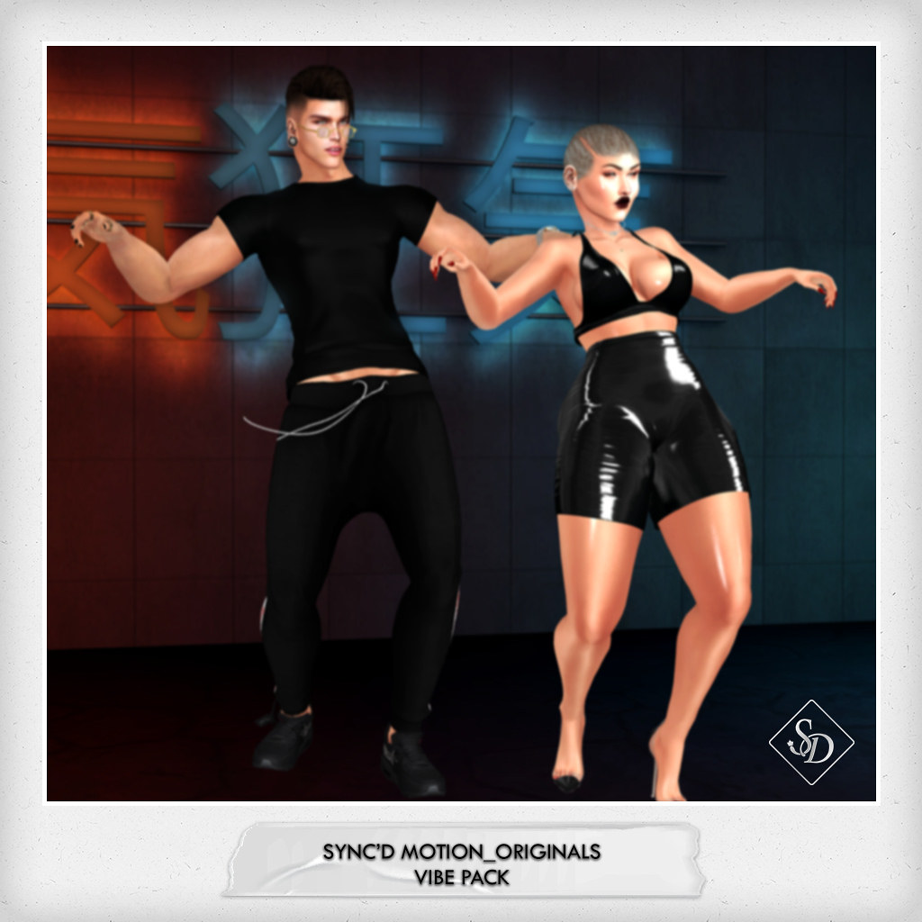Sync'D Motion__Originals – Vibe Pack