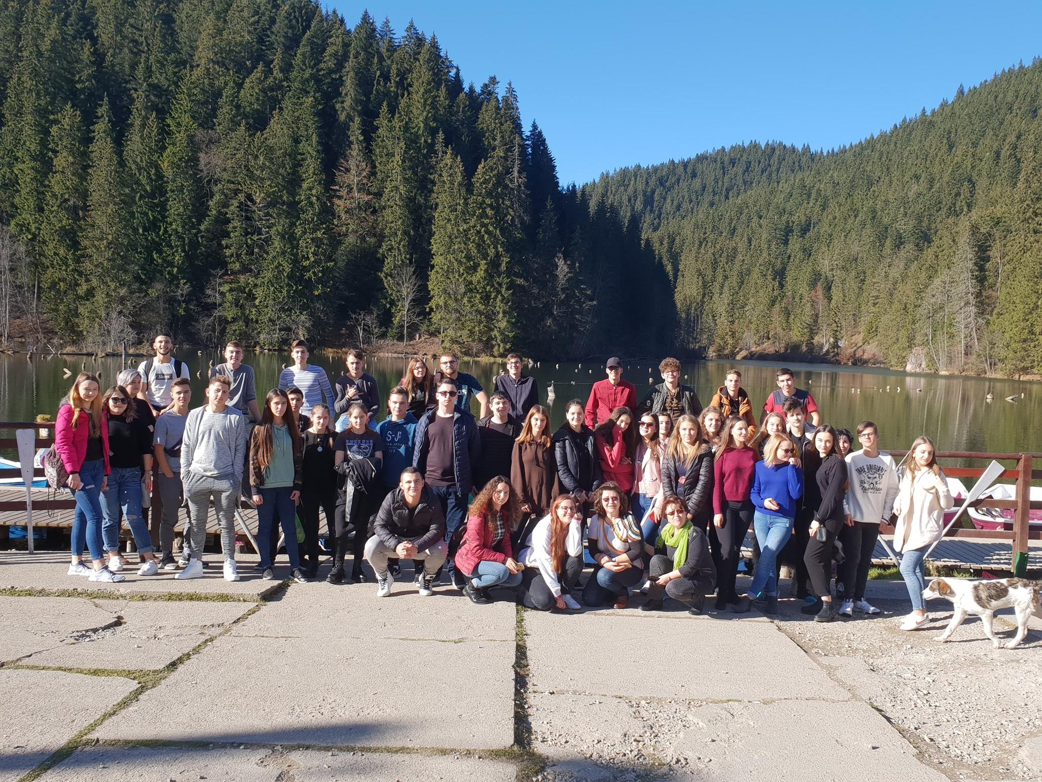 Excursie - Lacul Roșu
