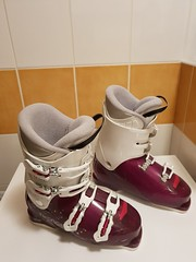 Lyžařské boty Tecno Pro G50 dámské (juniorské) - titulní fotka