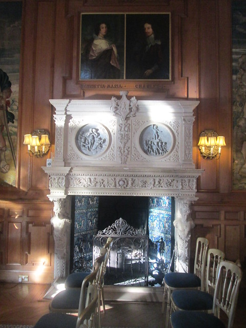 Fyvie Castle Fireplace