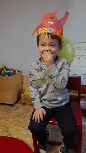 2018 - 12 - 13 Teoh is jarig (1)