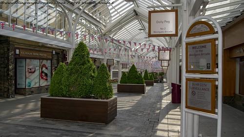 Westgate Arcade, Halifax