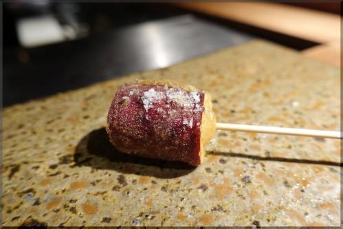 Photo:2018-11-19_T@ka.の食べ飲み歩きメモ(ブログ版)_落ち着いた空間で楽しめる串と日本料理の数々を【恵比寿】こがね_05 By:logtaka