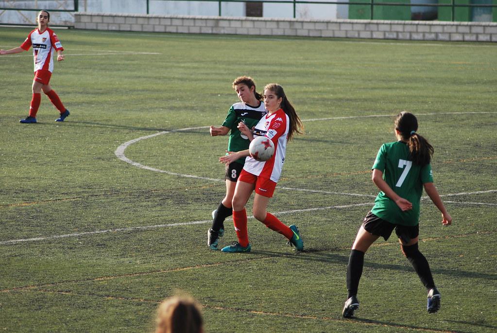 SUB14 Almendralejo 1-2 Santa Teresa