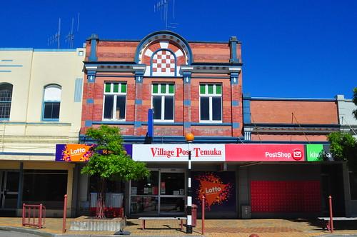 Temuka's Post Office
