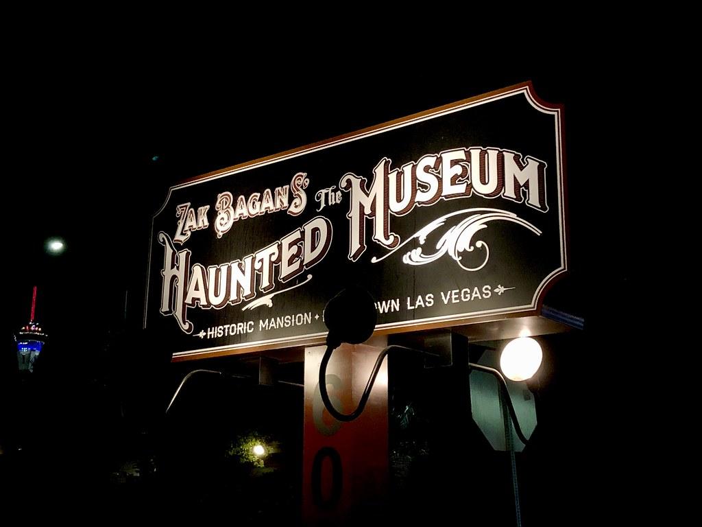 Las Vegas TV Shows Trip 2018 - 53 Zak Bagans' the Haunted Museum