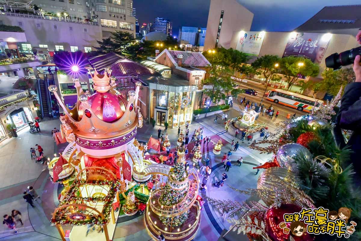 香港聖誕節 尖沙咀海港城聖誕裝飾-60